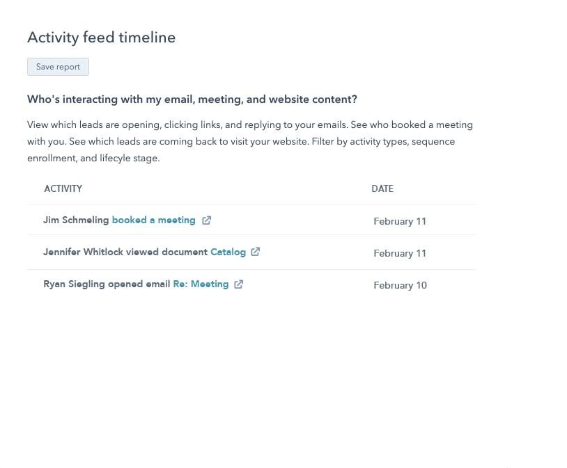 ActivityFeedTimeline