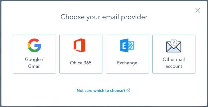 HubSpot Email Integration 2