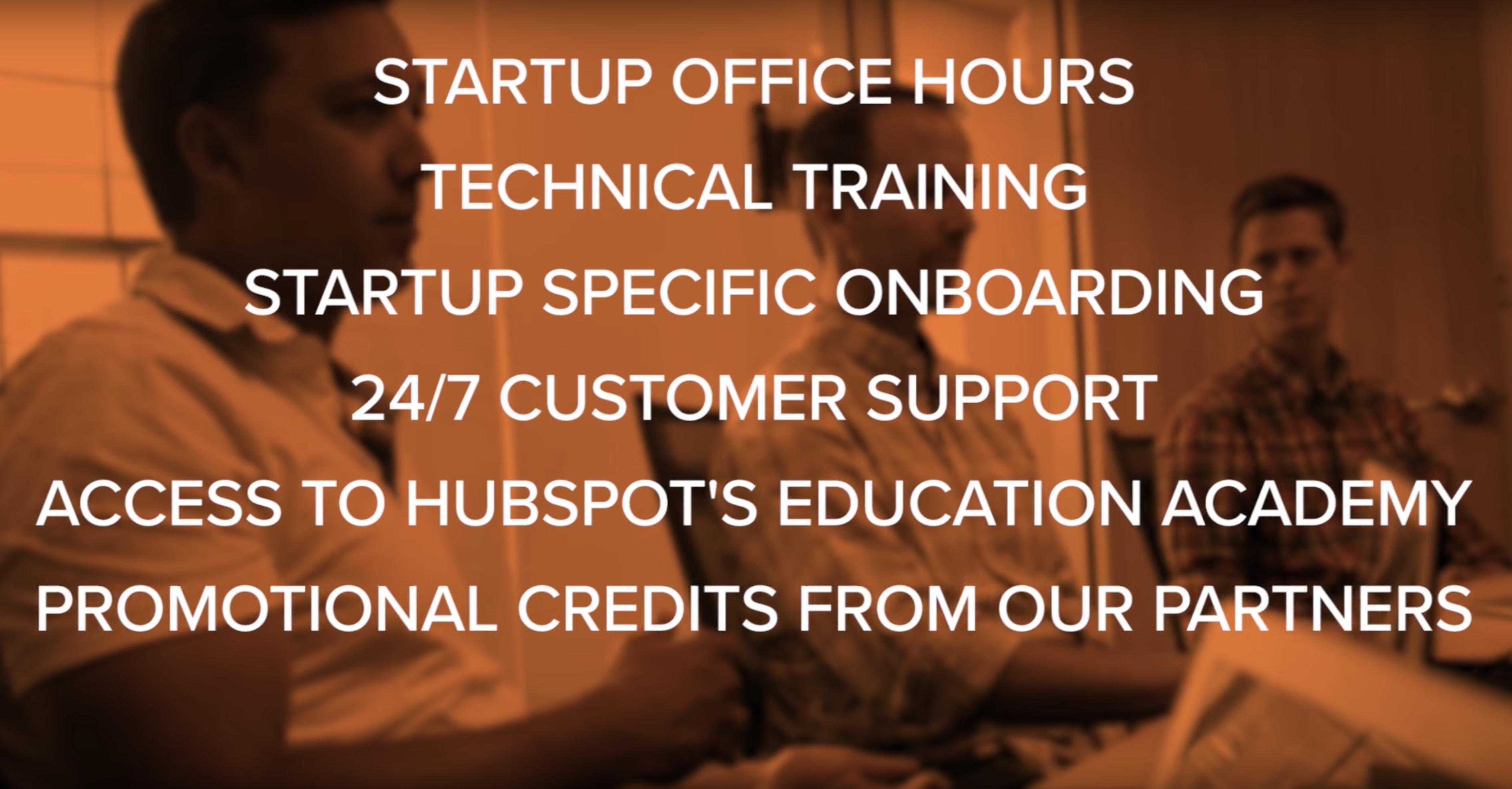HubSpot for Startups 4