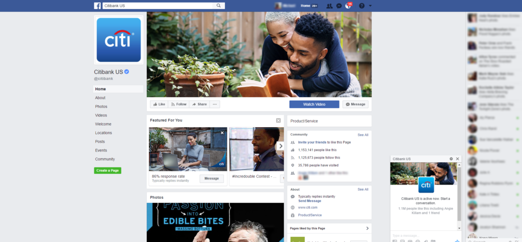Do social media marketing on Facebook to broadcast your content