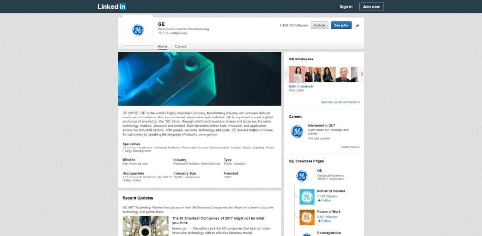 do social media marketing on LinkedIn to build a network