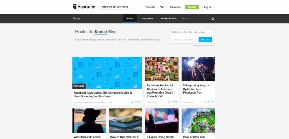 Hootsuite Blog