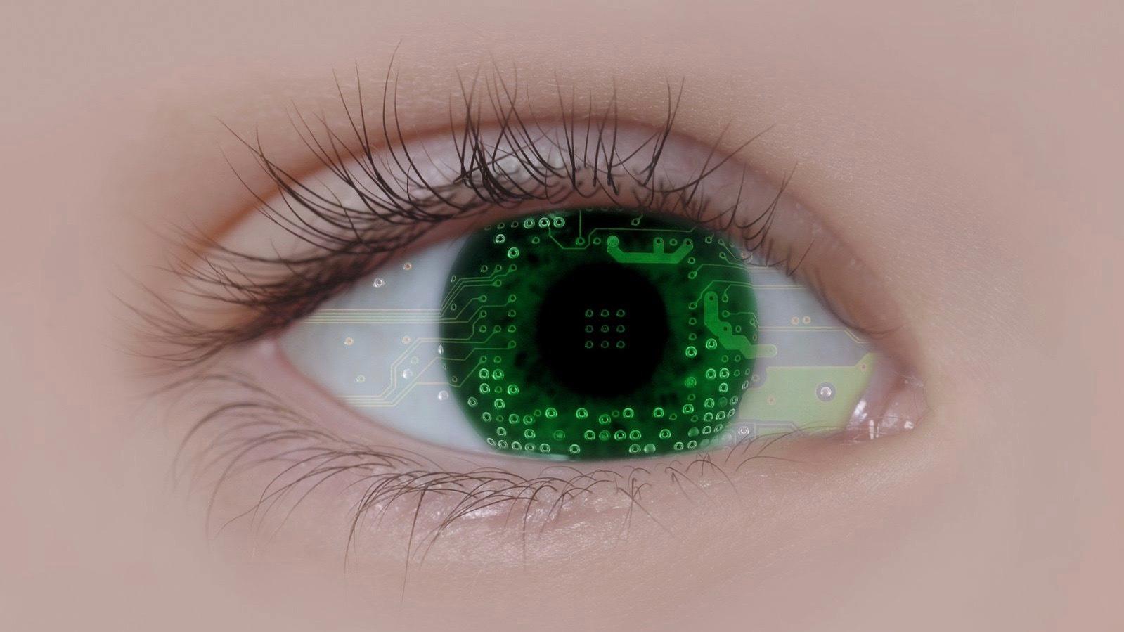 automated eye