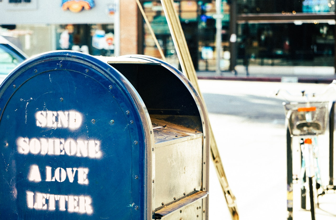 blue post office box wants you to see how an email marketing agency can help